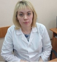 Дарья Геннадьевна Юринова врач