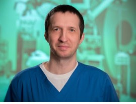 Белоглазов Виктор Анатольевич- врач анестезиолог-реаниматолог