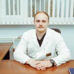 Чикунов Иван Сергеевич, врач-радиолог