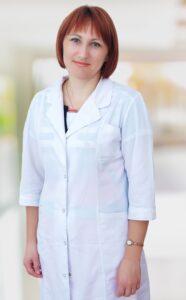 Соколова Наталья Борисовна, врач-пульмонолог Новосибирск