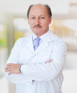 Юданов Анатолий Васильевич - главный врач ГНОКБ г. Новосибирск