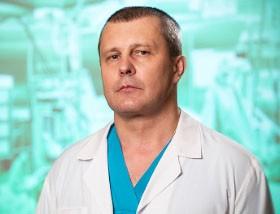 Запорощенко Александр Алексеевич- врач анестезиолог-реаниматолог