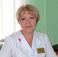 Врач-терапевт Соловьёва Наталия Петровна