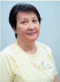 Захаренко Наталья Львовна врач