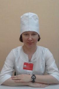 Сутормина Оксана Васильевна, врач-офтальмолог