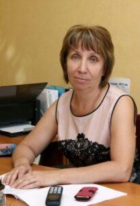 Пудовкина Наталия Николаевна