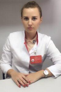 Овчинникова Елена Львовна, врач-гастроэнтеролог