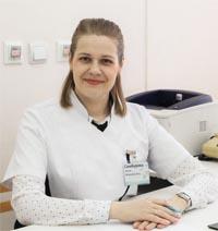 Самбурова Анна Михайловна врач