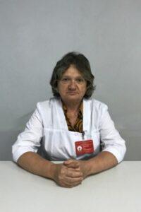 Пустотина Вера Александровна, врач-терапевт