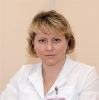 Врач-хирург Гуляева Ирина Викторовна