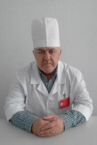 Амирасланов Магомедюсуф Амирасланович, врач-оториноларинголог