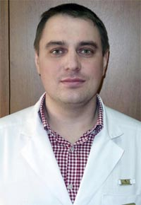 Никулин Алексей Викторович врач