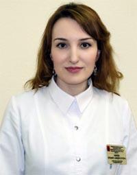 Набиева Зульфия Ахмедрасуловна врач