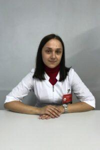 Кириллова Светлана Александровна, врач-терапевт