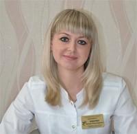 Врач-терапевт Комарова Наталья Александровна