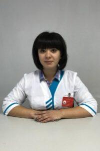 Коломникова Алина Викторовна, врач-терапевт
