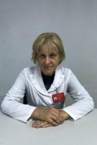 Арзамазова Татьяна Николаевна, врач-терапевт