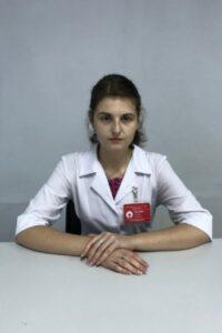 Ардатова Татьяна Олеговна, врач-терапевт
