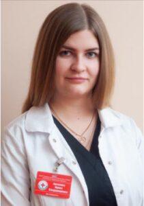 Архипова Ирина Владимировна, врач-оториноларинголог