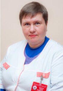 Блинкова Любовь Владимировна, врач-терапевт