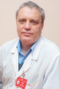 Булгаков Олег Алексеевич, врач-терапевт