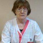 Дорогова Светлана Валентиновна, участковый терапевт