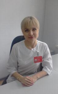 Ерошкина Кристина Олеговна, врач-онколог