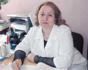 Гаммаева Муслимат Маликовна главный врач детской поликлиники 2 Махачкала