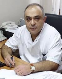 Григорян Аршак Степанович врач