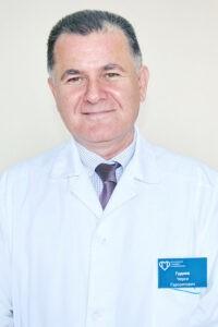 врач Гудиев Черси Гарсолтович
