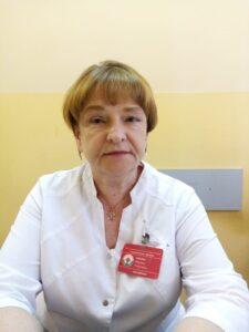 Хазова Марина Петровна