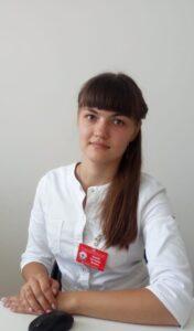 Хижняк Екатерина Олеговна, врач-терапевт