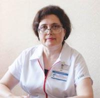врач Киселева Лариса Вячеславовна