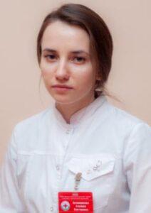 Овчинникова Альбина Викторовна, врач-терапевт