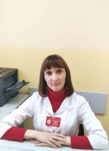 Овчинникова Ольга Витальевна, врач-эндокринолог