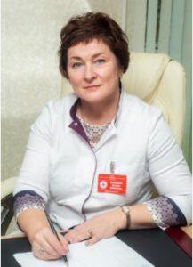 Пивоварова Наталья Николаевна, врач-кардиолог, заведующая поликлиникой