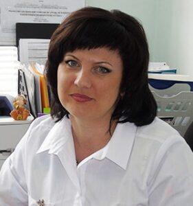 Полякова Марина Владимировна