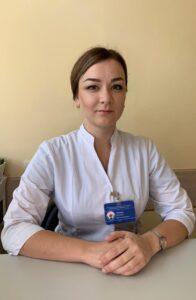 Попова Татьяна Вячеславовна