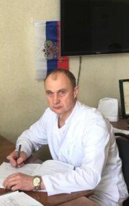 Стрельников Глеб Владимирович, врач-колопроктолог