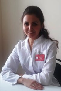 Ворона Галина Александровна, врач-офтальмолог