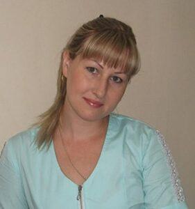 Вострикова Ирина Владимировна
