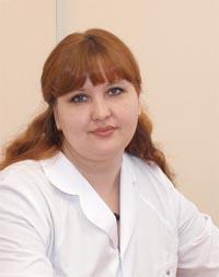 Якушева Оксана Васильевна, врач-терапевт