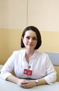 Зиатдинова Анастасия Игоревна, врач-терапевт