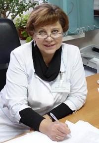 Зюбрева Елена Андреевна врач