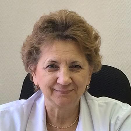 Борщева Валентина Николаевна