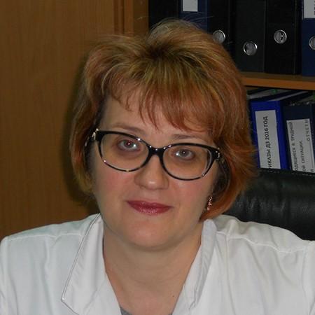 Федориненко Оксана Александровна