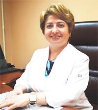 Глуховщенко Юлия Васильевна врач, заведующая поликлиникой 152