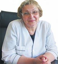 Панферова Вероника Георгиевна врач